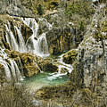 Plitvice Lakes by Heather Applegate