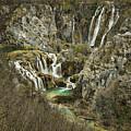 Plitvice Waterfalls by Heather Applegate