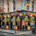 Plough Pub London by Adrian Evans