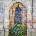 Plumergat, Brittany,france, Parish Church Window by Curt Rush