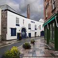 Plymouth Gin Distillery by Donald Davis