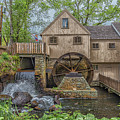 Plymouth Grist Mill by Brian MacLean
