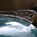 Art Deco Plymouth Hood Ornament by Yvonne Wright