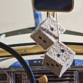 Plymouth Special Deluxe Dice by Jill Reger
