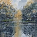 Pm River 2 by David K Myers