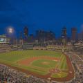 Pnc Park Pittsburgh Pirates C by David Haskett II