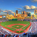 Pnc Park by Shawn Everhart