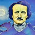 Poe by Enrique Meza Costeno