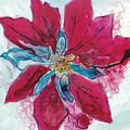 Poinsettia by Lara Corbell