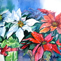 Poinsettia Gifts by Judy Fischer Walton