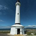 Point Arena Lighthouse  by David Oppenheimer