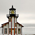Point Cabrillo Lighthouse California by Christine Till