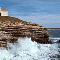 Point Conception Lighthouse by Jerry McElroy