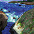 Point Lobos by Miriam King