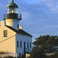 Point Loma Lighthouse by Sandra Bronstein