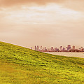 Point Ormond To The City by Michael Lees