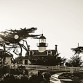 Point Pinos Lighthouse by Scott Pellegrin