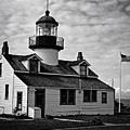 Point Pinos Pacific Grove Lighthouse by Janine Moore