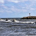 Point Pleasant New Jersey by Geraldine Scull