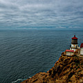 Point Reyes Lighthouse by David Arment