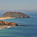 Point Sur Lighthouse On Central California's Coast - Big Sur California by Christine Till