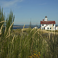 Point Wilson Light by Idaho Scenic Images Linda Lantzy