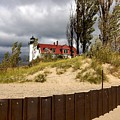 Pointe Betsie Lighthouse by Michael Park