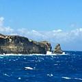 Pointe De La Grande Vigie, Guadeloupe by Cristina Stefan