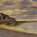 Pointe De Lailly by Claude Monet