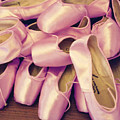 Pointe Shoes by Denise Laurin