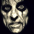 Poison Alice Cooper by Fred Larucci