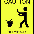 Pokemon Area by Shane Bechler
