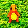 Pokemon Go Charmander - Da by Leonardo Digenio