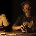 Poker Night by Jeff Burgess