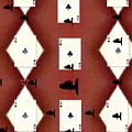 Poker Sharks by Pepita Selles