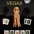 Poker Vegas Scream by Eric Kempson