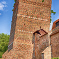 Poland, Torun, Crooked Tower. by Adriano Bussi