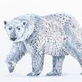 Polar Bear by Yvonne Ankerman