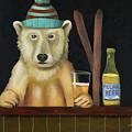 Polar Beer by Leah Saulnier The Painting Maniac