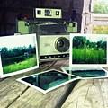 Polaroid Land 320 by Kenn Eden