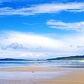 Pollan Strand, Inishowen, County by The Irish Image Collection
