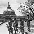 Polonnaruwa  by Omar Shafey
