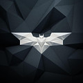 Polygon Batman Logo - 7515 by Jovemini ART