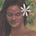 Polynesian Beauty by Jennifer Cook
