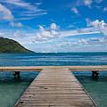 Polynesian Vista by Martin Naugher
