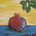 Pomegranate by Dana Sardano