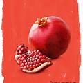 Pomegranate by Mark Rogan