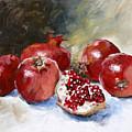 Pomegranate by Tanya Jansen
