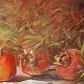 Pomegranates by Jimmie Trotter