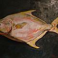 Pompano Fish by Hillary Gross